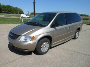 Chrysler Town and Country Handicap Wheelchair Conversion Only 53K