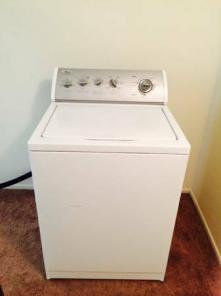 REDUCED -- Whirlpool Washer and Dryer