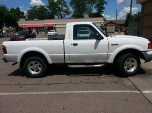 2003 ford ranger standrd cab 4x4- reduced