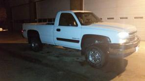 2004 Chevy Silverado 2500HD